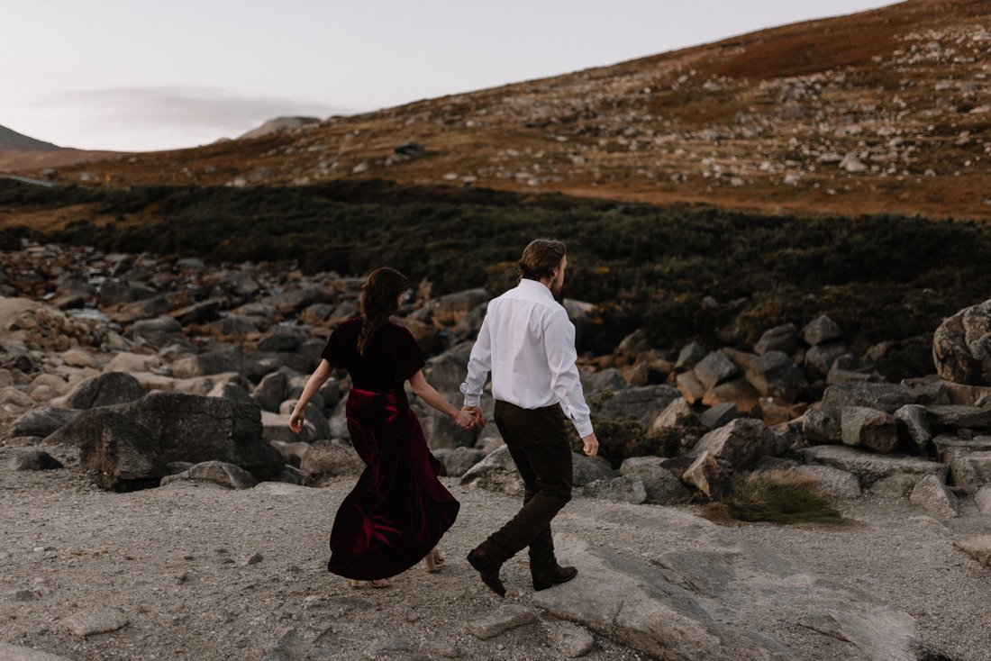 061 glendalough engagement session wedding photographer dublin