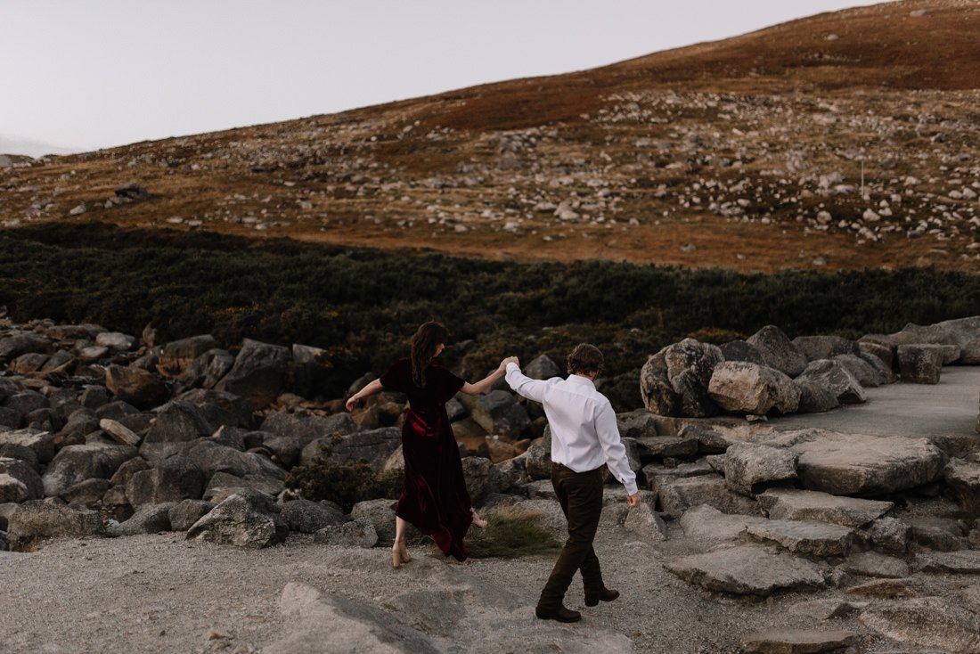 062 glendalough engagement session wedding photographer dublin