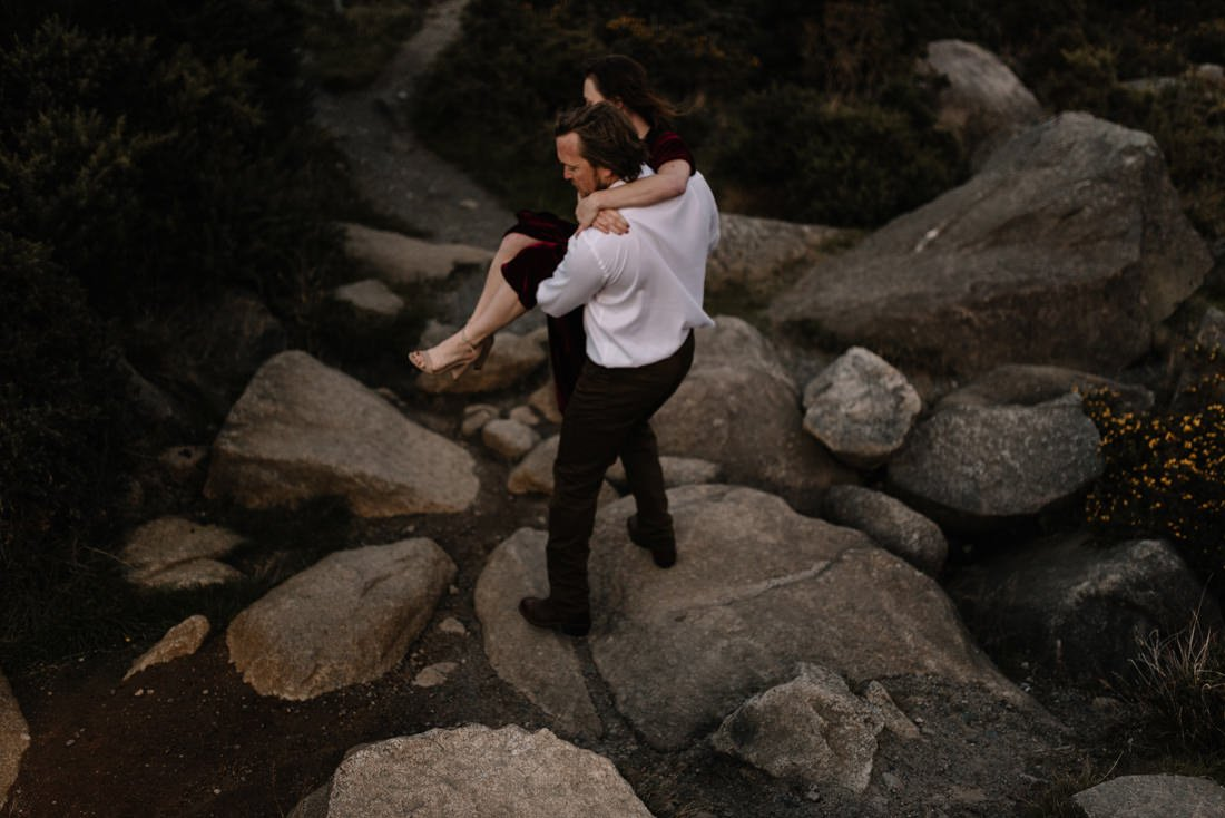 065 glendalough engagement session wedding photographer dublin
