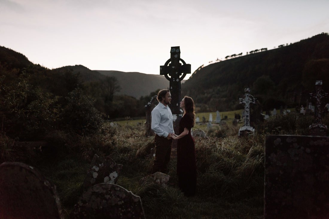 067 glendalough engagement session wedding photographer dublin