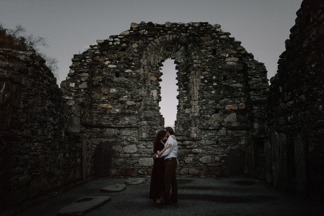 069 glendalough engagement session wedding photographer dublin