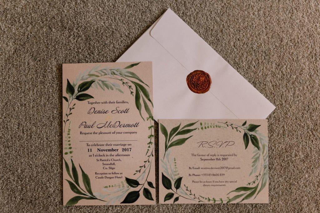 035 castle dargan hotel wedding sligo photographer ireland