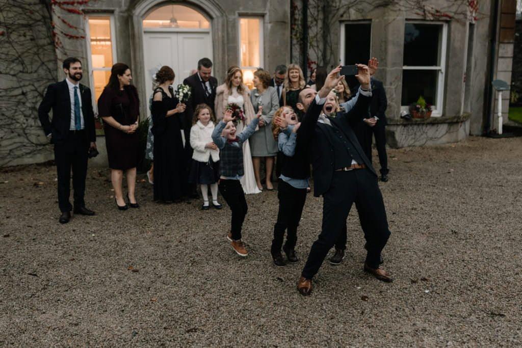 167 castle dargan hotel wedding sligo photographer ireland