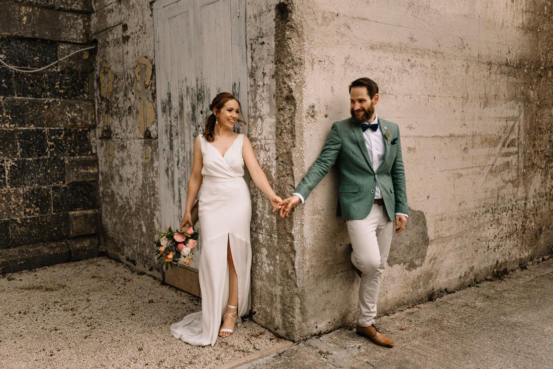 Summer Wedding at The Millhouse Slane