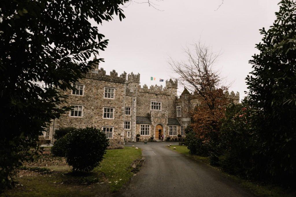 001 waterford castle wedding photographer ireland elopement