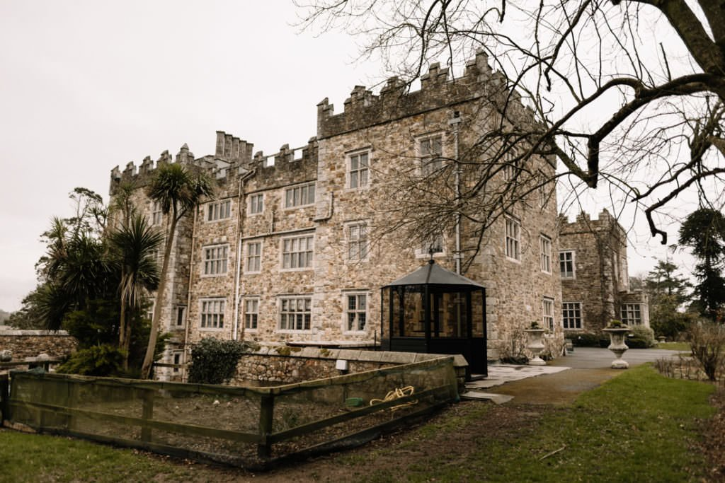 002 waterford castle wedding photographer ireland elopement