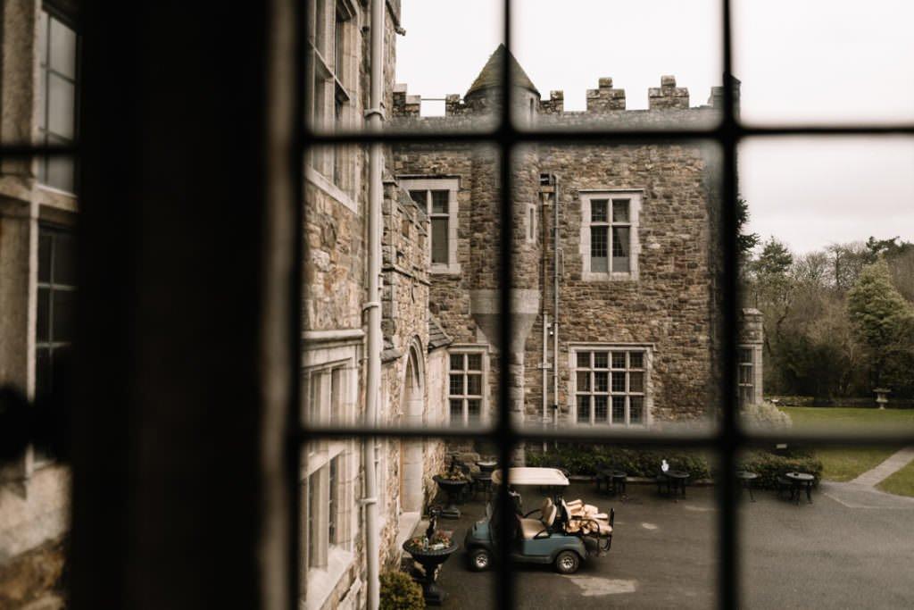 004 waterford castle wedding photographer ireland elopement