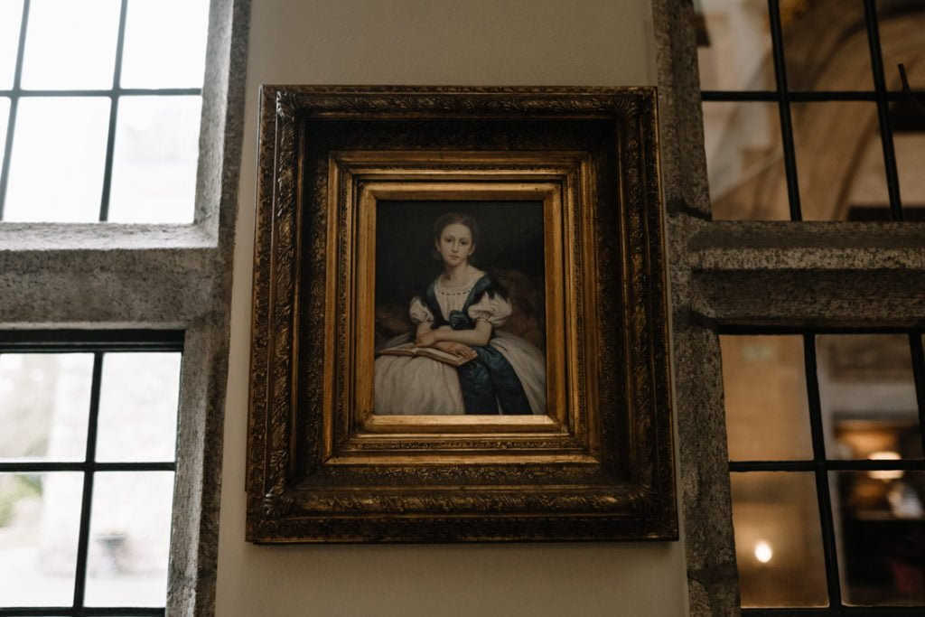 010 waterford castle wedding photographer ireland elopement