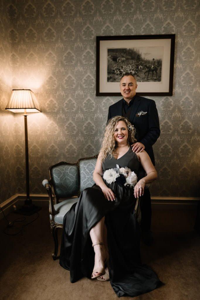 016 waterford castle wedding photographer ireland elopement