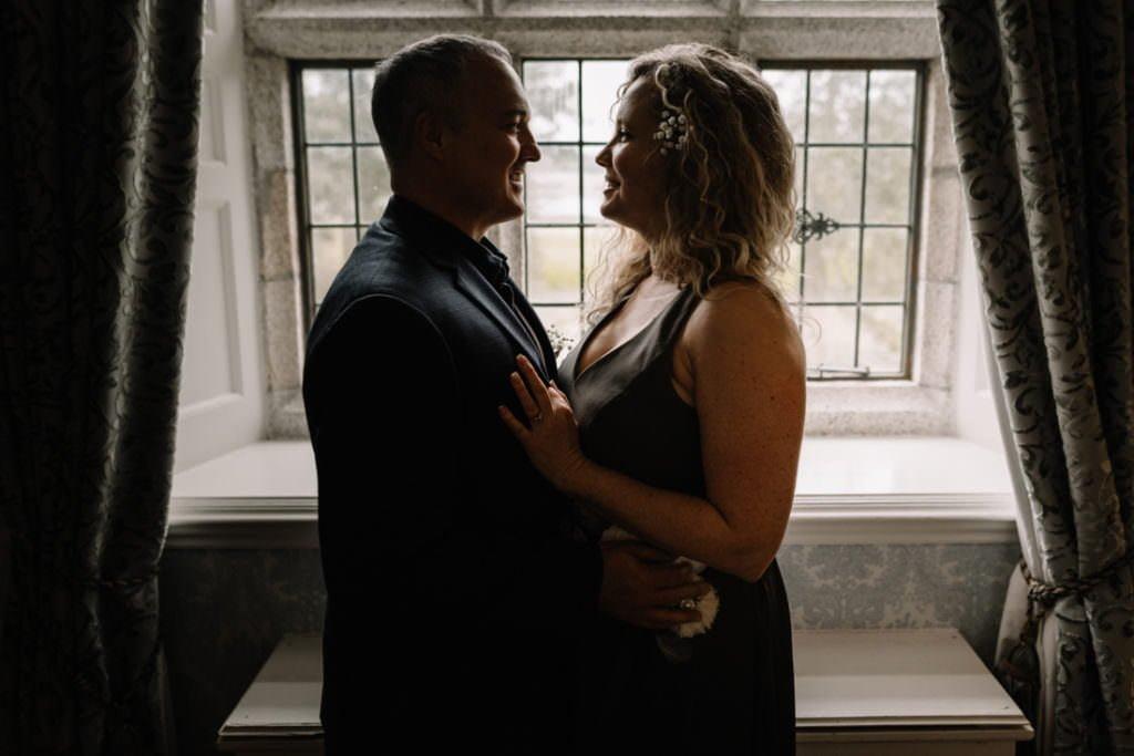 017 waterford castle wedding photographer ireland elopement