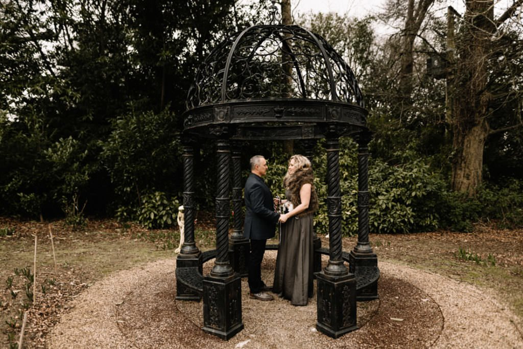 019 waterford castle wedding photographer ireland elopement