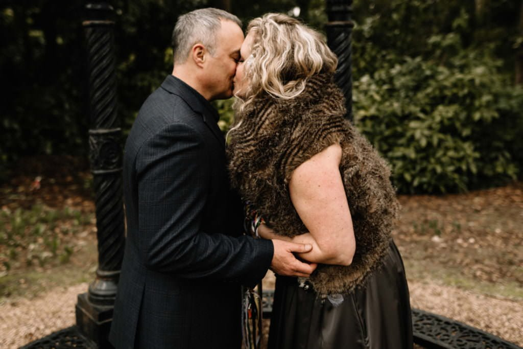 029 waterford castle wedding photographer ireland elopement