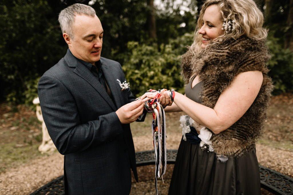030 waterford castle wedding photographer ireland elopement