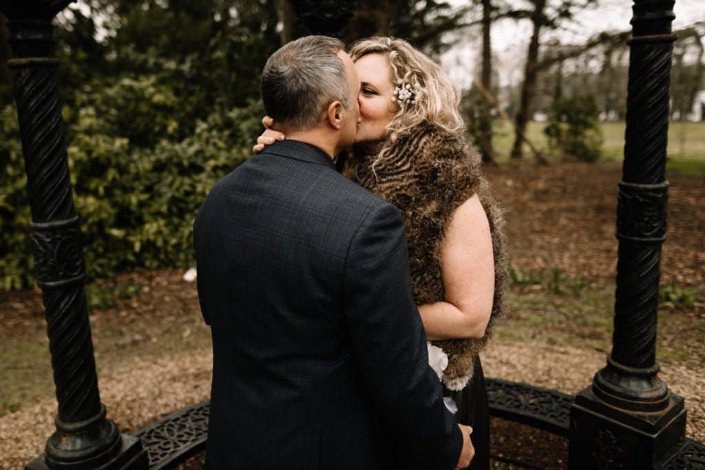 032 waterford castle wedding photographer ireland elopement