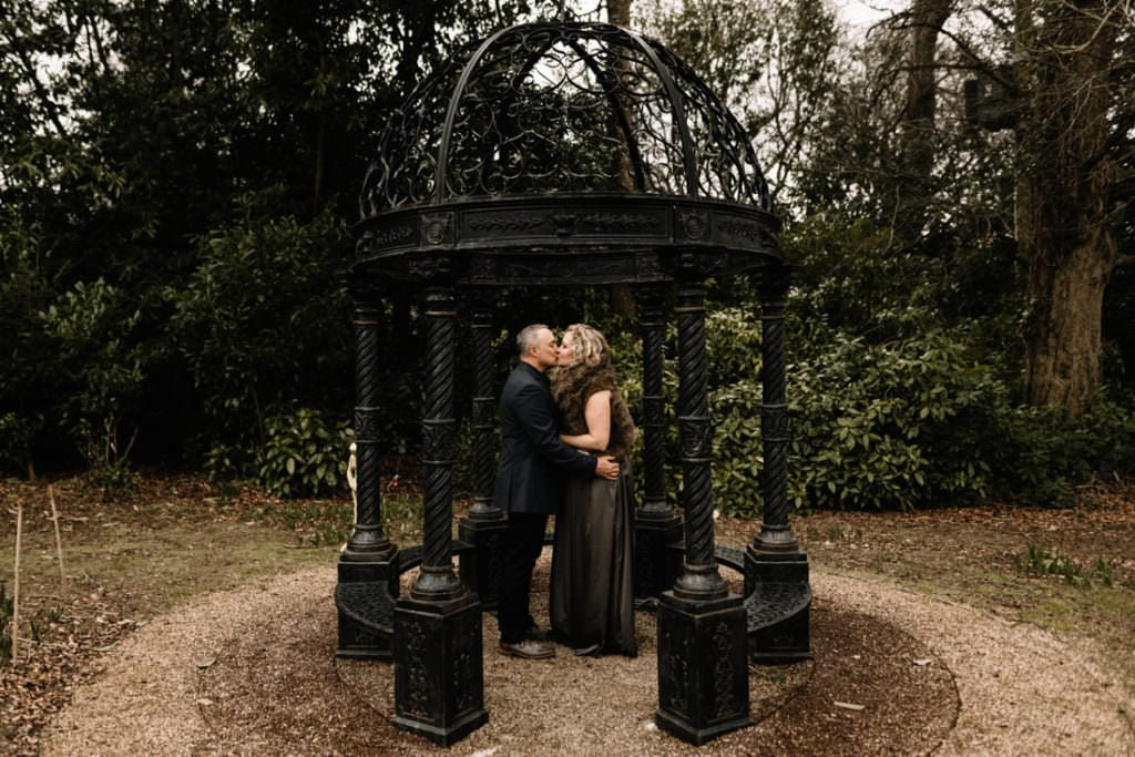 033 waterford castle wedding photographer ireland elopement