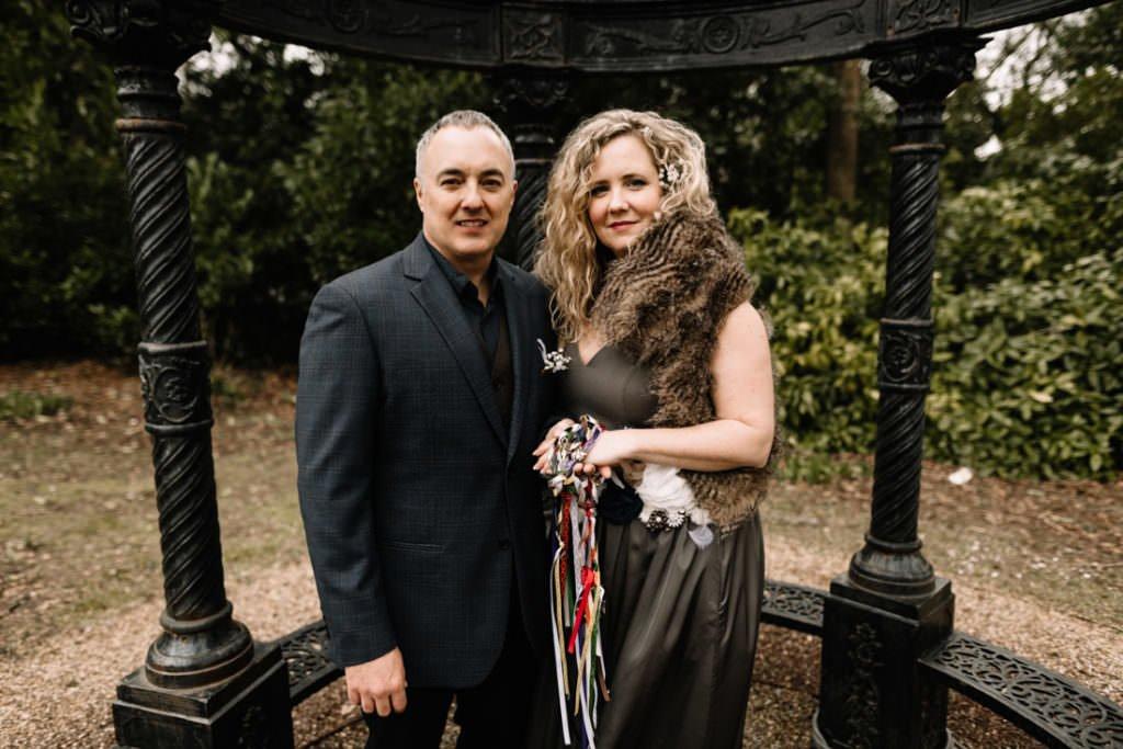 034 waterford castle wedding photographer ireland elopement