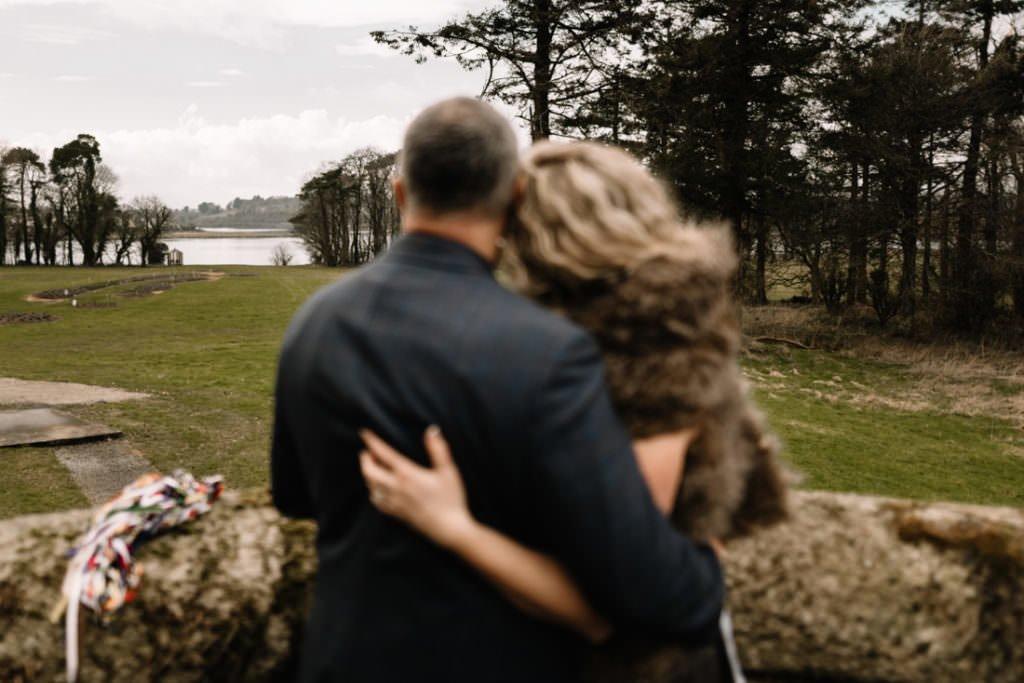 037 waterford castle wedding photographer ireland elopement