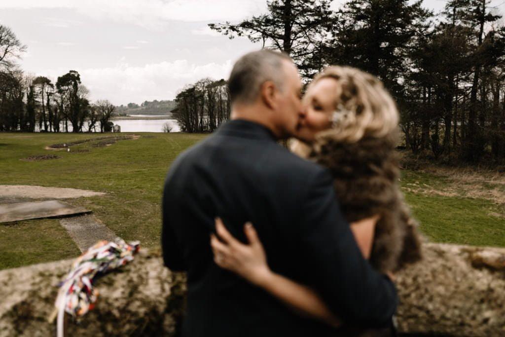 038 waterford castle wedding photographer ireland elopement