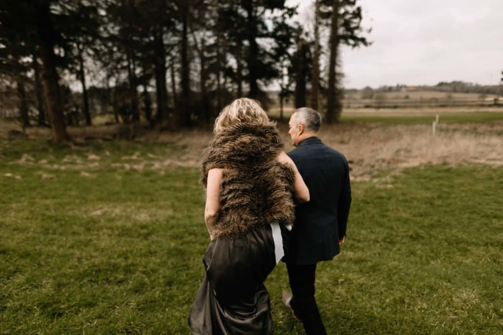043 waterford castle wedding photographer ireland elopement