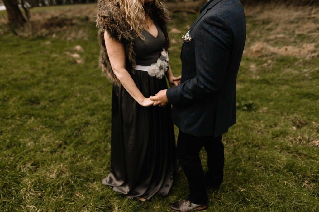 046 waterford castle wedding photographer ireland elopement