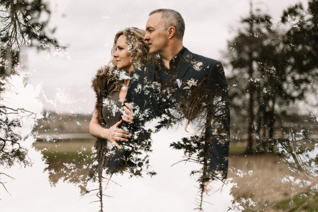 053 waterford castle wedding photographer ireland elopement