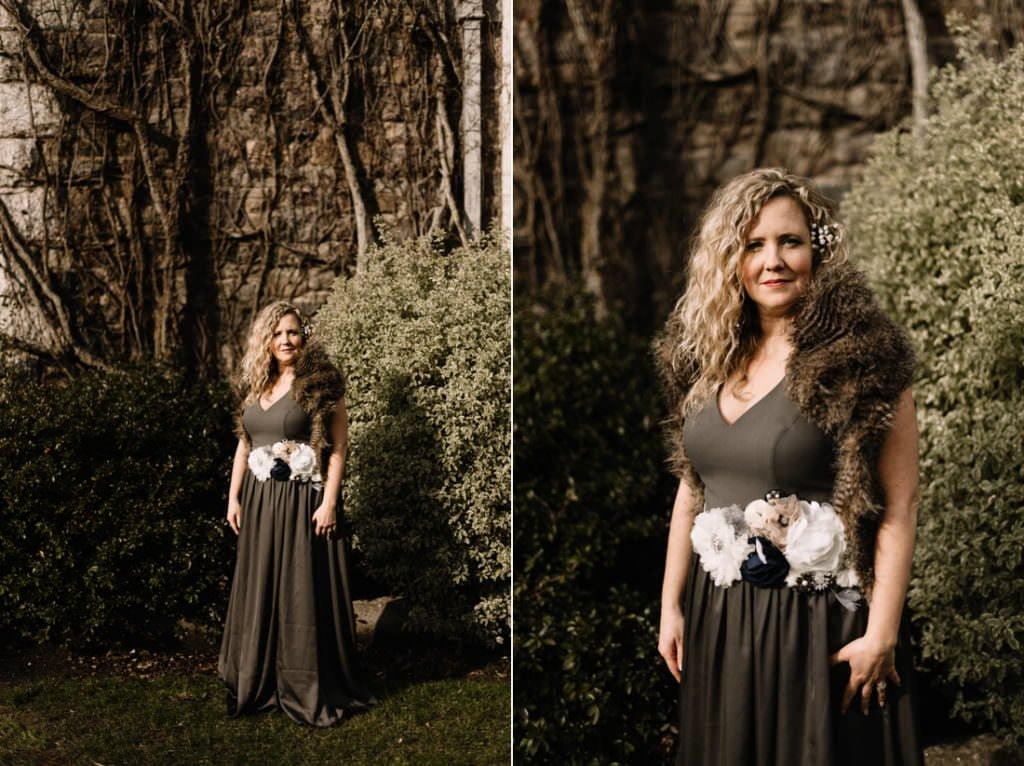 064 waterford castle wedding photographer ireland elopement