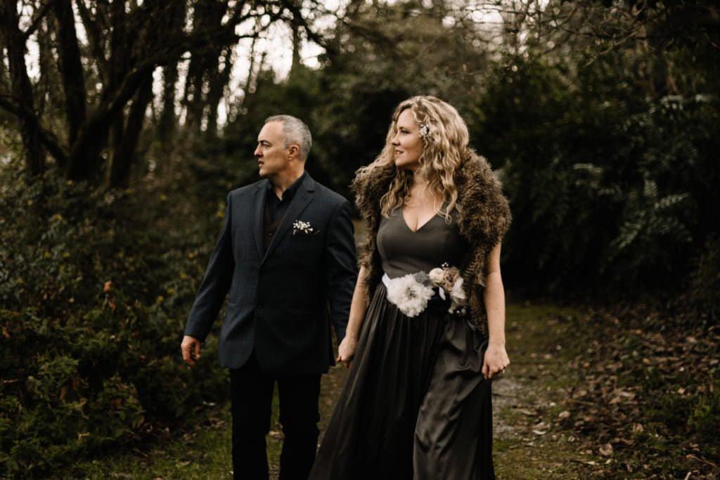 069 waterford castle wedding photographer ireland elopement