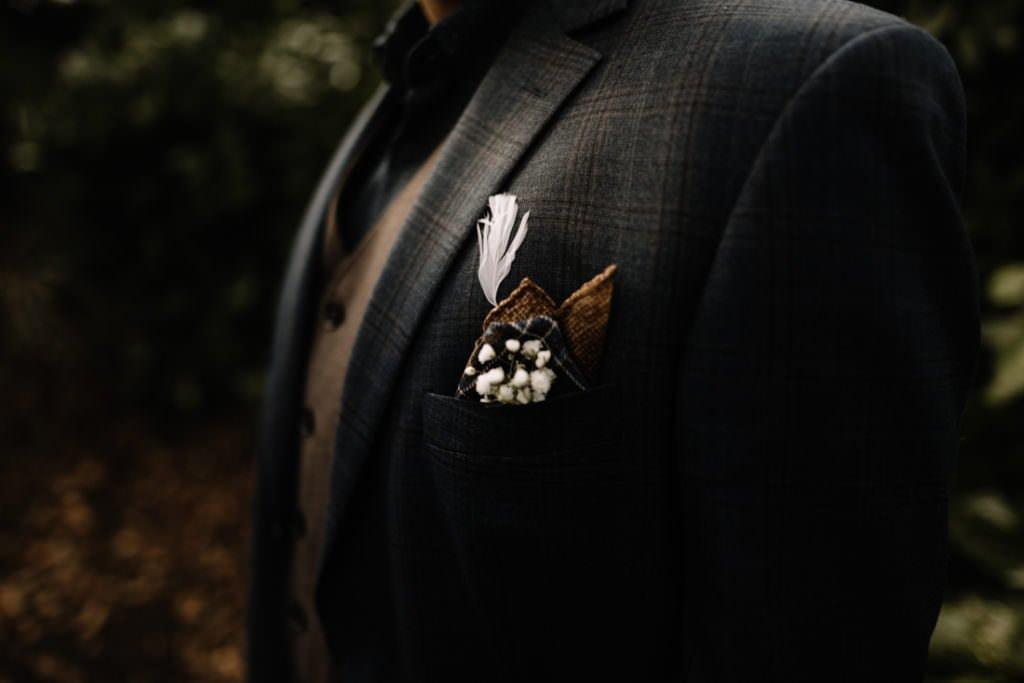 074 waterford castle wedding photographer ireland elopement