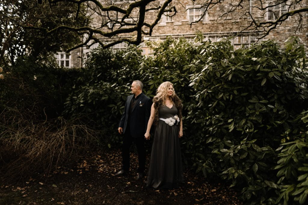 075 waterford castle wedding photographer ireland elopement