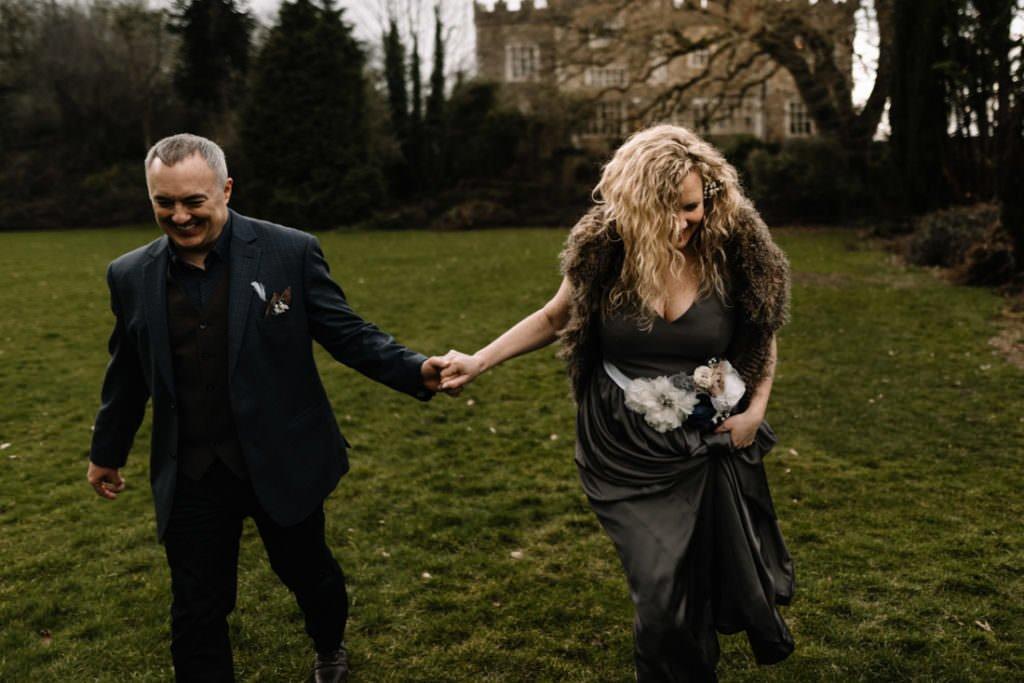 078 waterford castle wedding photographer ireland elopement