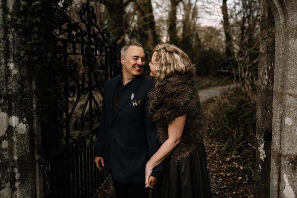 080 waterford castle wedding photographer ireland elopement