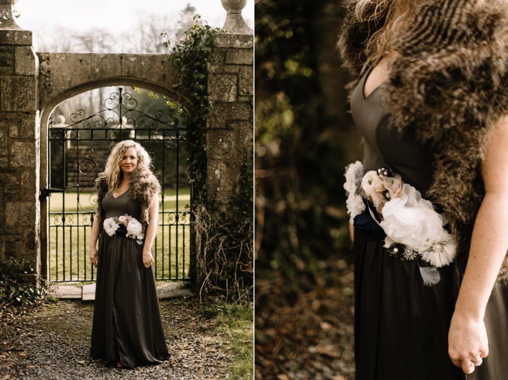 081 waterford castle wedding photographer ireland elopement