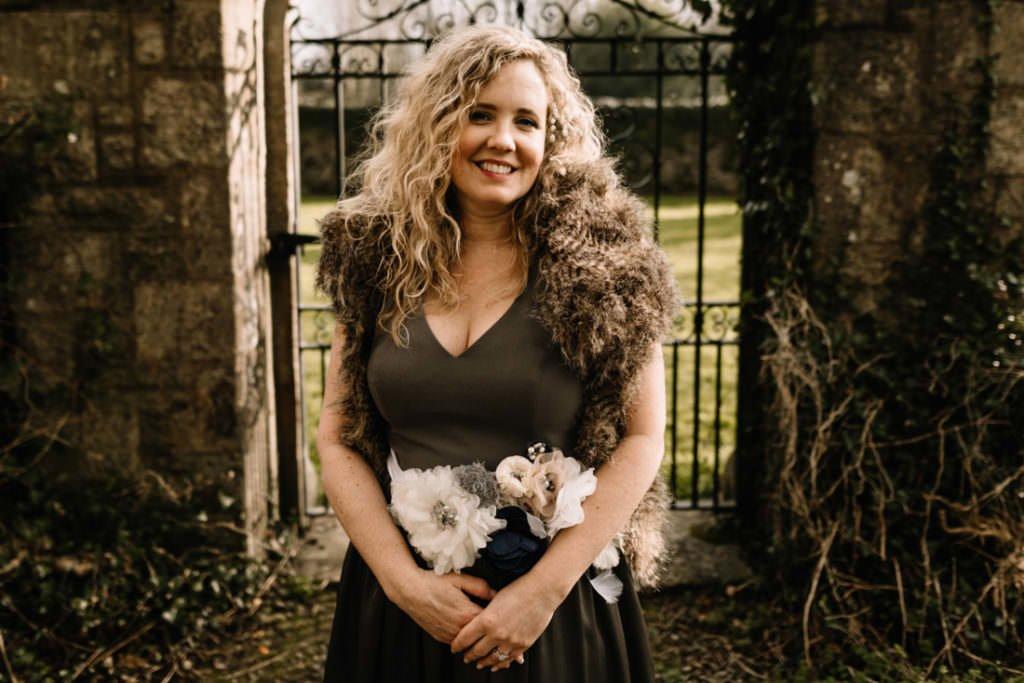 083 waterford castle wedding photographer ireland elopement