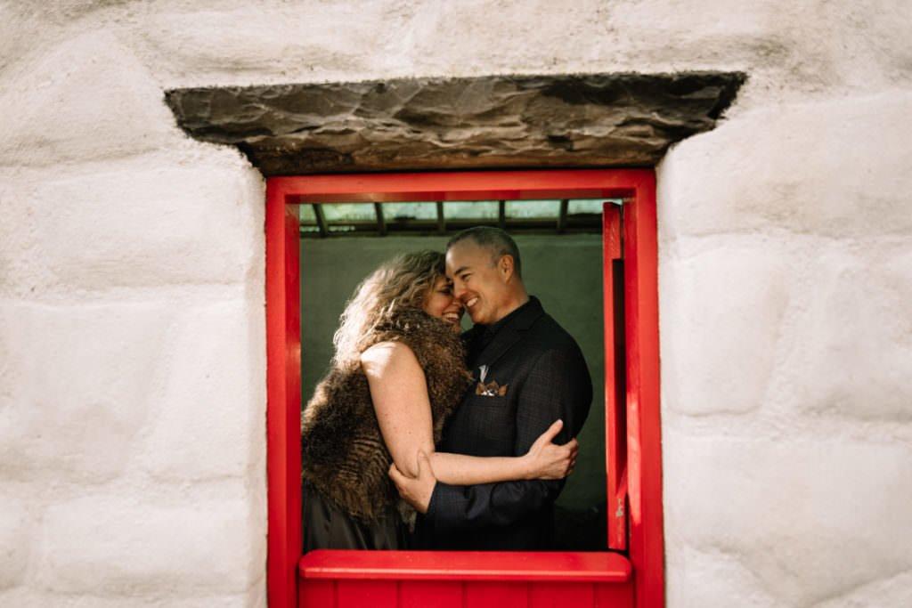 087 waterford castle wedding photographer ireland elopement