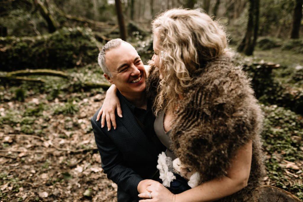 094 waterford castle wedding photographer ireland elopement