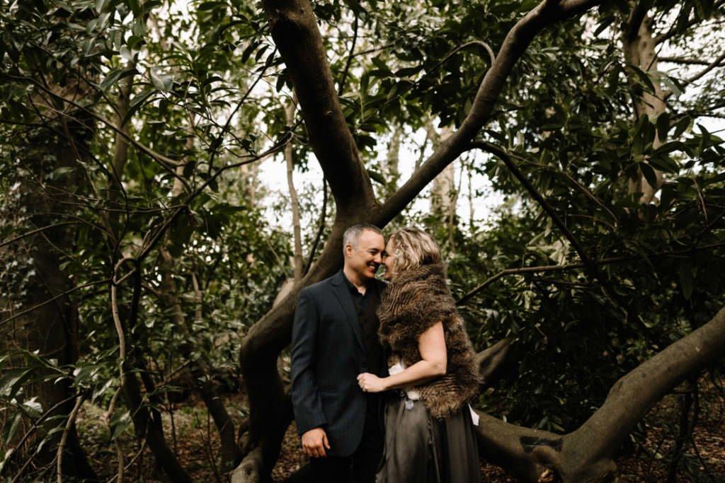 098 waterford castle wedding photographer ireland elopement