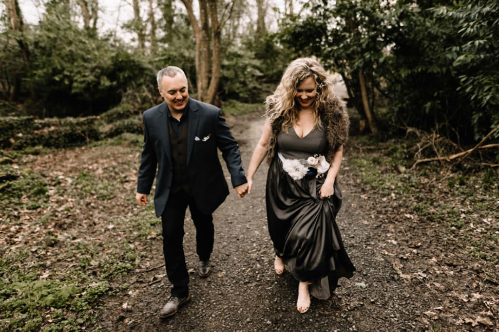 099 waterford castle wedding photographer ireland elopement