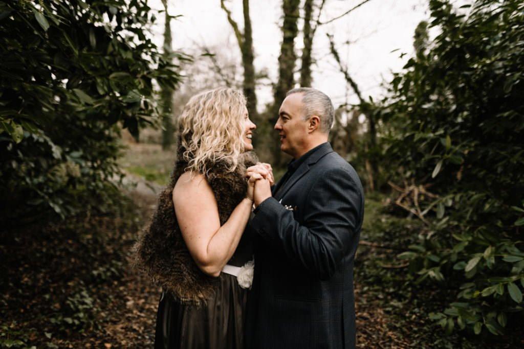 100 waterford castle wedding photographer ireland elopement