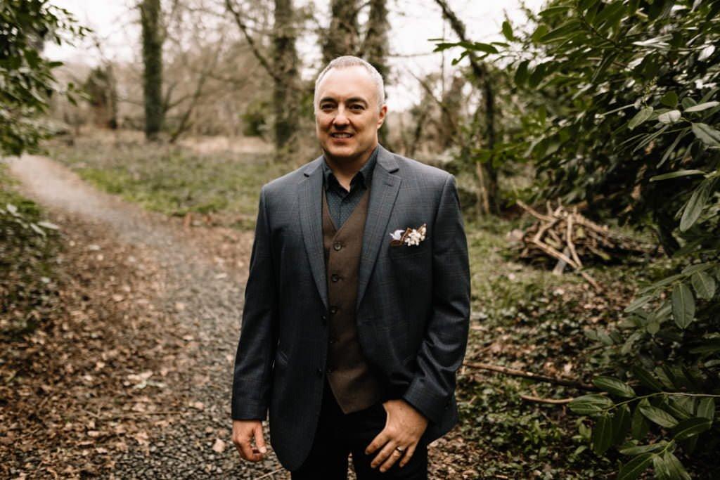 103 waterford castle wedding photographer ireland elopement