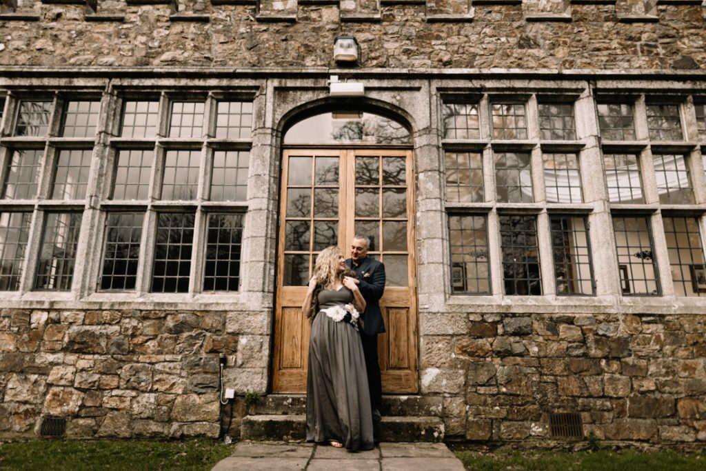 106 waterford castle wedding photographer ireland elopement