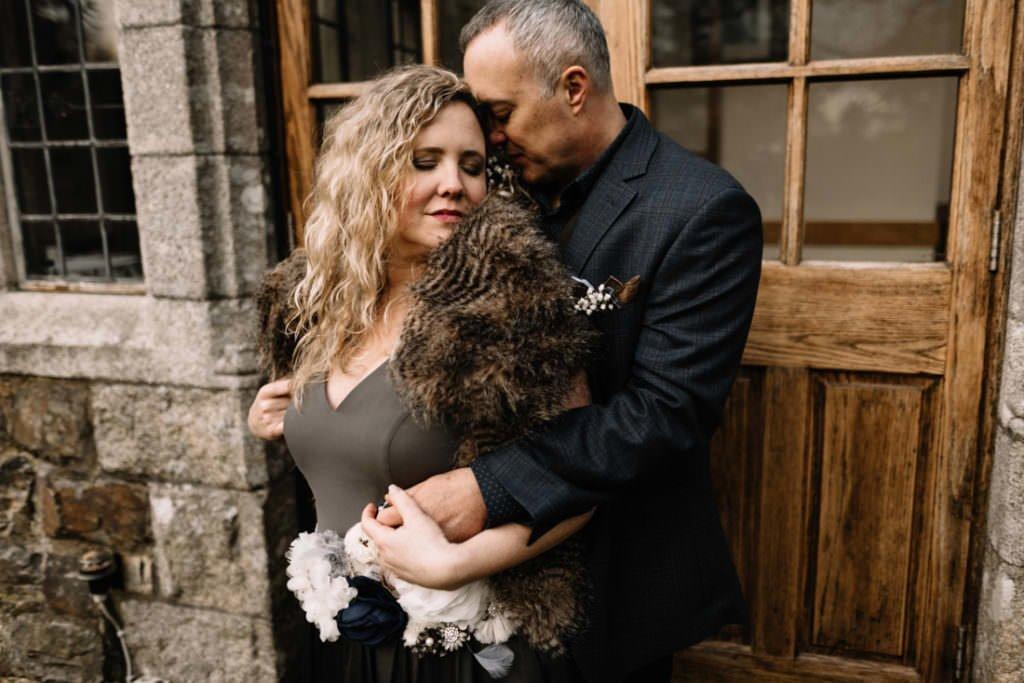 109 waterford castle wedding photographer ireland elopement
