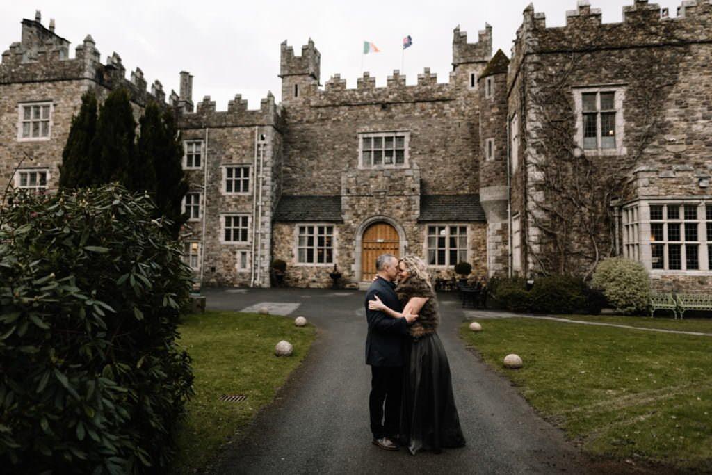 111 waterford castle wedding photographer ireland elopement