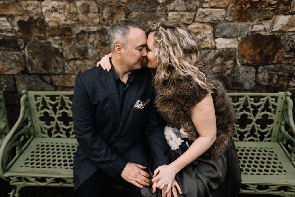 112 waterford castle wedding photographer ireland elopement