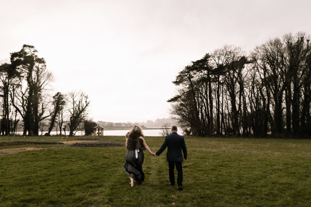 117 waterford castle wedding photographer ireland elopement