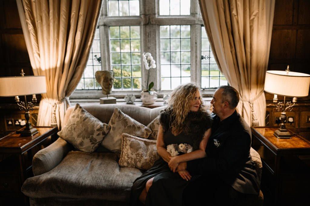 121 waterford castle wedding photographer ireland elopement