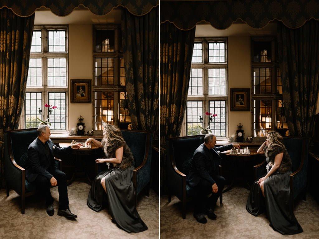 122 waterford castle wedding photographer ireland elopement