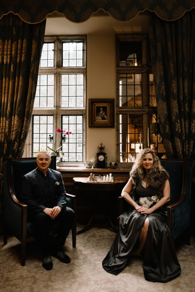 123 waterford castle wedding photographer ireland elopement