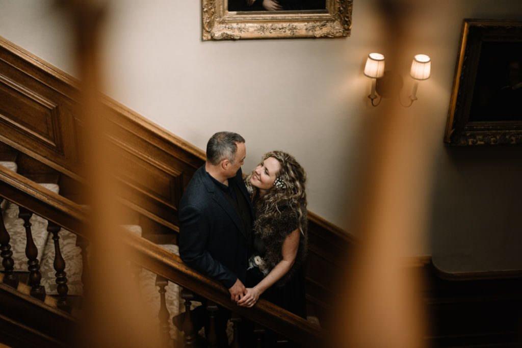 124 waterford castle wedding photographer ireland elopement