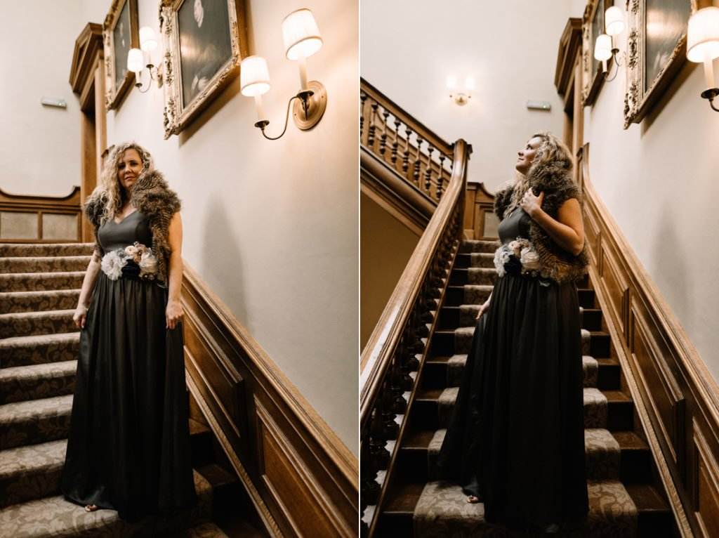 125 waterford castle wedding photographer ireland elopement