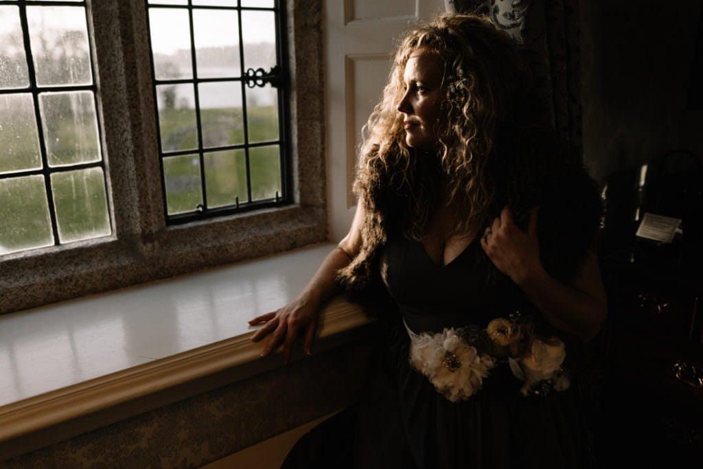 133 waterford castle wedding photographer ireland elopement